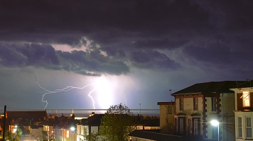 Protecting your Property from Storm & Lightning Damage