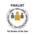 'Broker of the Year' - West Midlands Insurance Institute Award