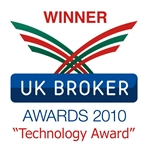 'Technology Award' - UK Broker Awards