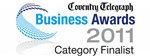 'Customer Service Award' - Coventry Telegraph Business Awards