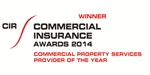 'Commercial Property Broker of the Year' - Commercial Insurance Awards